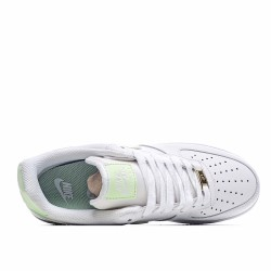Nike Air Force 1 Low White Green 315115-155 Sneakers