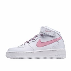 Nike Air Force 1 Low White Pink 366731-911 Sneakers