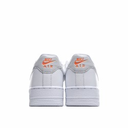 Nike Air Force 1 Low White Pink Silver CZ0369-100 Sneakers