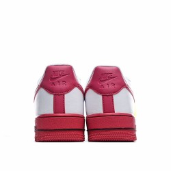 Nike Air Force 1 Low White Red AO6820-800 Sneakers