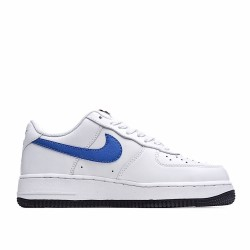 Nike Air Force 1 Low White Red Blue BQ2241-844 Sneakers