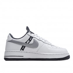 Nike Air Force 1 Low White Silver CT4683-100 Sneakers