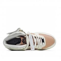 Nike Air Force 1 Mid Beige Brown 773255-906 Sneakers