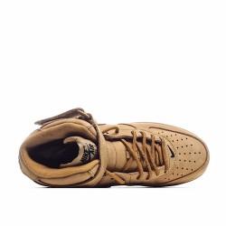 Nike Air Force 1 Mid Brown AA4061-200 Sneakers