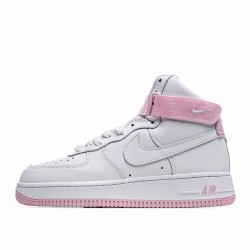 Nike Air Force 1 Mid White Pink CD6916-102 Sneakers