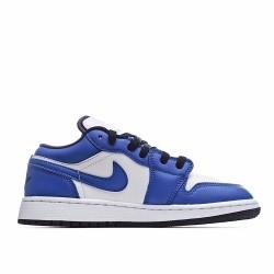 Nike Air Jordan 1 Low Game Royal 553560-124 Sneakers