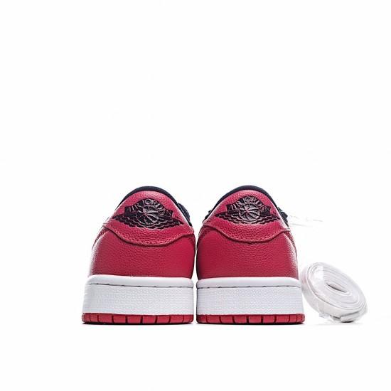 Nike Air Jordan 1 Low Red White Black CW0192-200 Sneakers