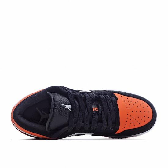 Nike Air Jordan 1 Low Shattered Backboard 553560-128 Sneakers