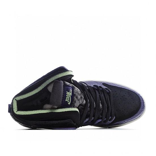 Air Jordan 1 High Zoom Air CMFT Bayou Boys DC2133 500 AJ1 Jordan Sneakers