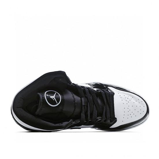 Air Jordan 1 Mid Carbon Fiber DD1649-001 AJ1 Jordan Sneakers