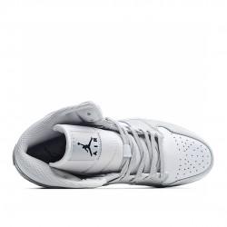 Air Jordan 1 Mid Grey Camo DC9035-100 AJ1 Jordan Sneakers