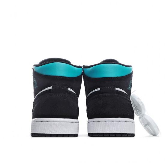 Air Jordan 1 Mid SE South Beach 852542-116 AJ1 Jordan Sneakers