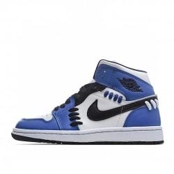 Air Jordan 1 Mid Sisterhood CV0152-401 AJ1 Jordan Sneakers