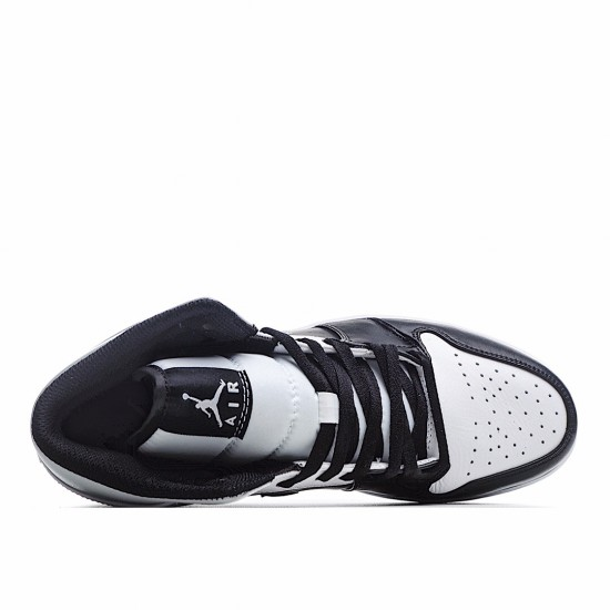 Air Jordan 1 Mid White Shadow 554724-073 AJ1 Jordan Sneakers