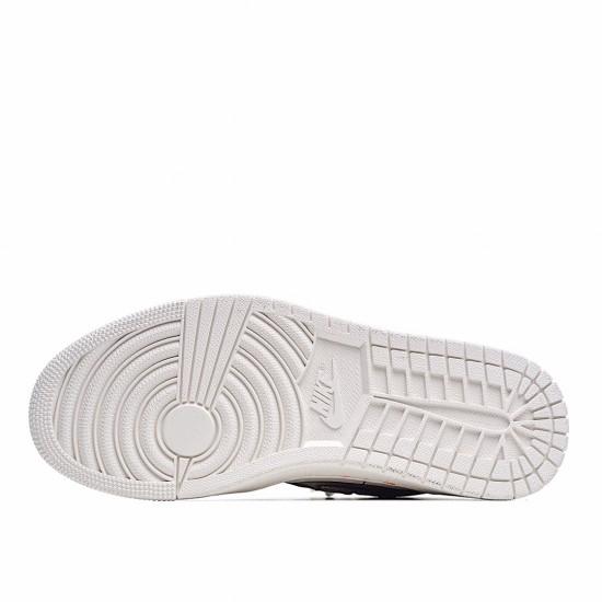 Air Jordan 1 Retro High Double Strap Olive AQ7924-305 AJ1 Jordan Sneakers