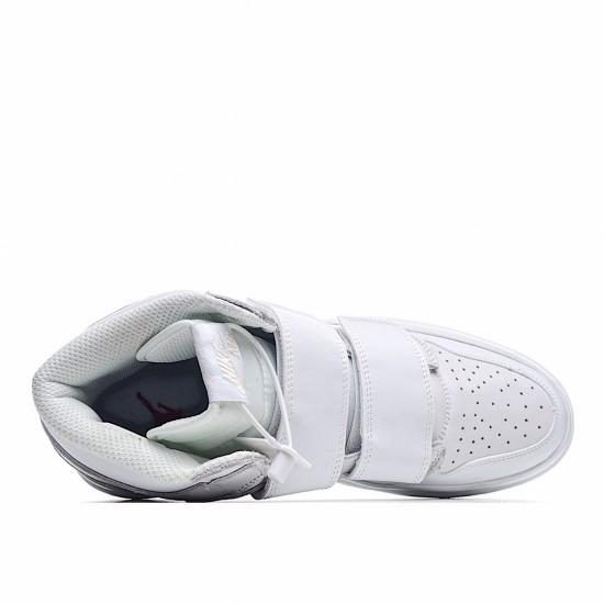 Air Jordan 1 Retro High Double Strap Summit White AQ7924-100 AJ1 Jordan Sneakers