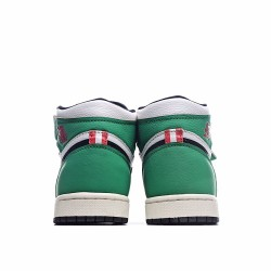 Air Jordan 1 Retro High Lucky Green DB4612-300 AJ1 Jordan Sneakers