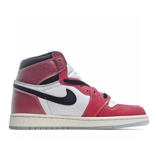 Air Jordan 1 Retro High Top Red White DA2728-100 AJ1 Jordan Sneakers