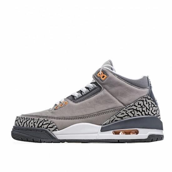 Air Jordan 3 Retro Cool Grey CT8532-012 AJ3 Jordan Sneakers