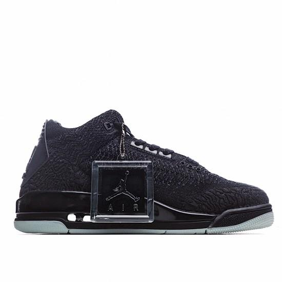 Air Jordan 3 Retro Flyknit Black AQ1005-001 AJ3 Jordan Sneakers
