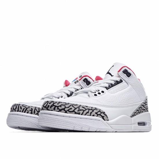 Air Jordan 3 Retro Seoul AV8370-100 AJ3 Jordan Sneakers