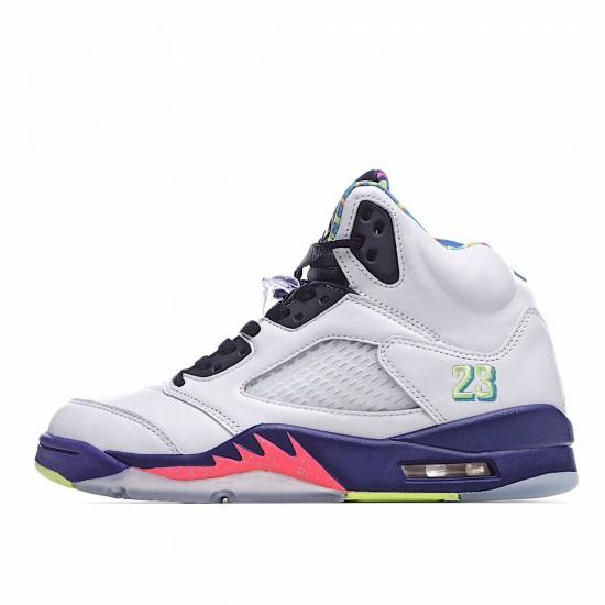 Air Jordan 5 Retro Alternate Bel-Air DB3335-100 AJ5 Jordan Sneakers
