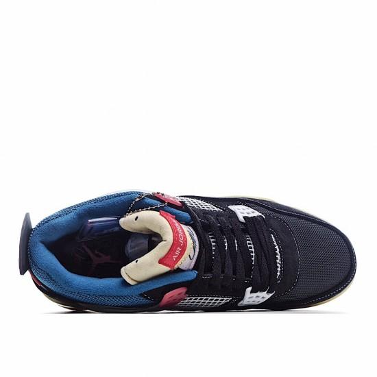 Nike Air Jordan 4 Retro Union Off Noir DC9533-001 Jordan Sneakers