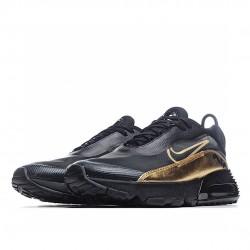 Nike Air Max 2090 Black Gold DC2191-001 Sneakers