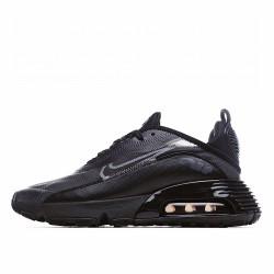 Nike Air Max 2090 Black Wolf Grey BV9977-001 Sneakers