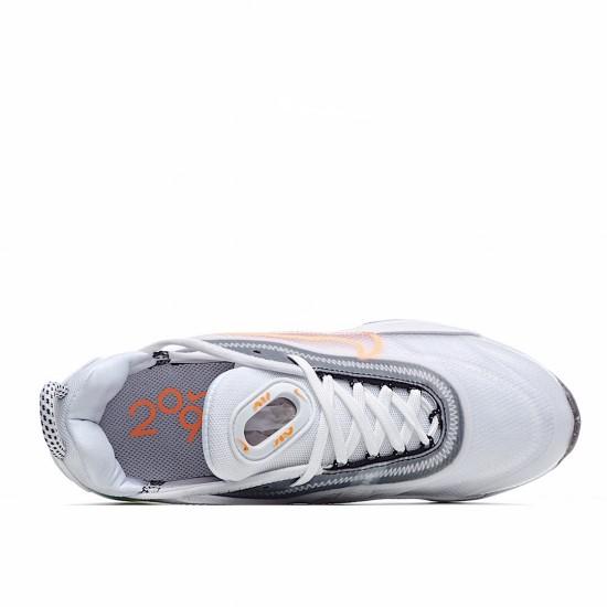 Nike Air Max 2090 White Blue Grey CZ7555-100 Sneakers