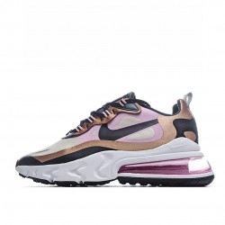 Nike Air Max 270 React Bronze Sail Black CT1833-100 Sneakers