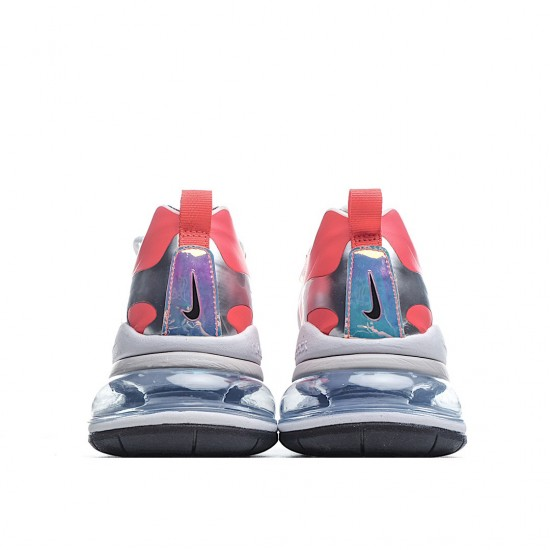 Nike Air Max 270 React Good Game Blue Grey Multi DC0833-101 Sneakers
