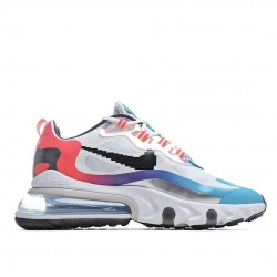 Nike Air Max 270 React Good Game Blue Grey Multi DC0833-101 Sneakers