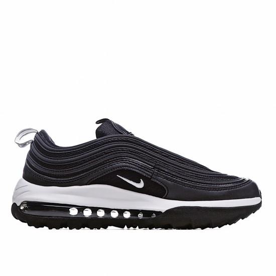 Nike Air Max 97 Golf Black White CI7538-002 Sneakers