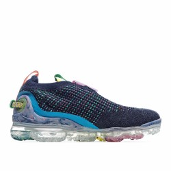 Nike Air VaporMax 2020 Flyknit Deep Royal Blue Multi-Color CJ6741-400 Sneakers