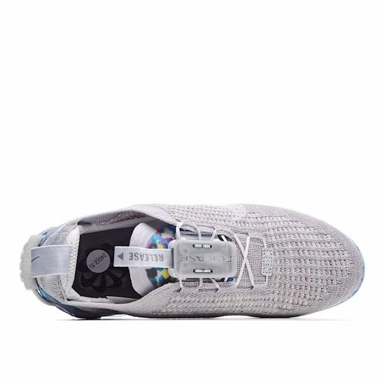 Nike Air VaporMax 2020 Flyknit Summit White CJ6741-100 Sneakers