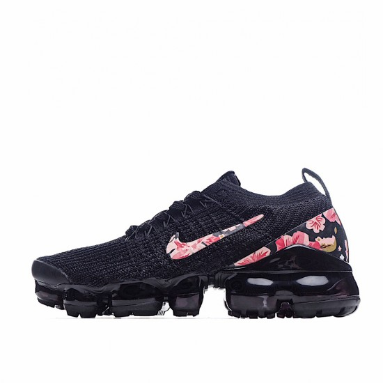 Nike Air VaporMax Flyknit 3 Black Mutli CK0730-188 Sneakers
