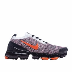 Nike Air VaporMax Flyknit 3 Bright Mango Pure Platinum AJ6900-800 Sneakers