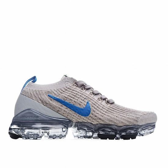 Nike Air VaporMax Flyknit 3 Grey Blue CT1270-002 Sneakers