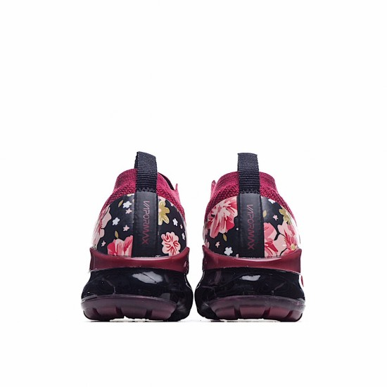 Nike Air VaporMax Flyknit 3 Red Black CT1274-600 Sneakers