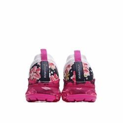 Nike Air VaporMax Flyknit 3 White Pink AJ6910-601 Sneakers