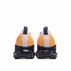 Nike Air Vapormax 2019 Black Yellow AJ6900-222 Sneakers