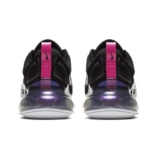 Nike Air Max 720 Black Womens Running Shoes CD2047-001