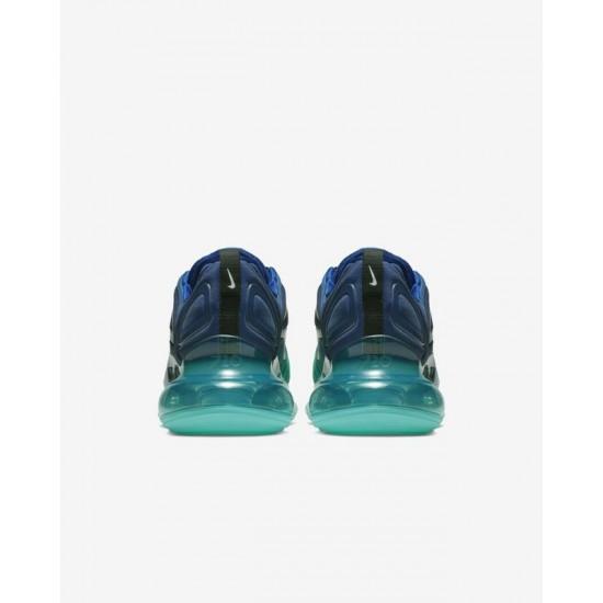 Nike Air Max 720 Blue Unisex Running Shoes 36-45 AO2924-400