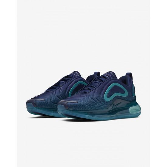 Nike Air Max 720 Mens Blue Running Shoes AO2924 405
