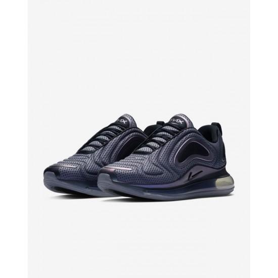 Nike Air Max 720 Waves Northern Lights Night Blue Mens Running Shoes AO2924 001