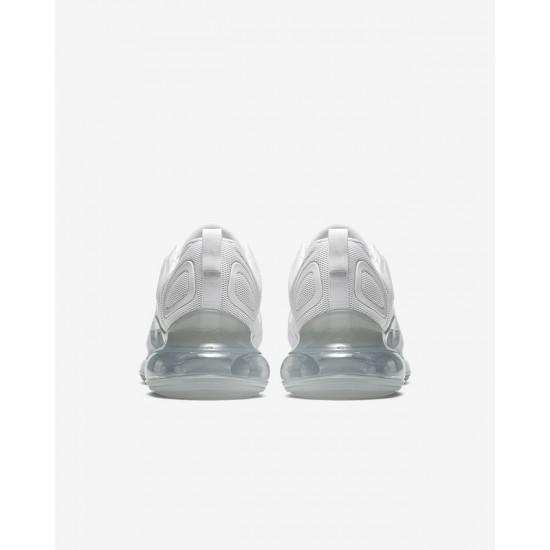 Nike Air Max 720 White Unisex Casual Shoes 36-45 AO2924-100