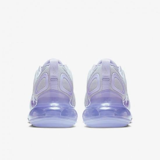 Nike Air Max 720 White Womens Running Shoes AR9293 009