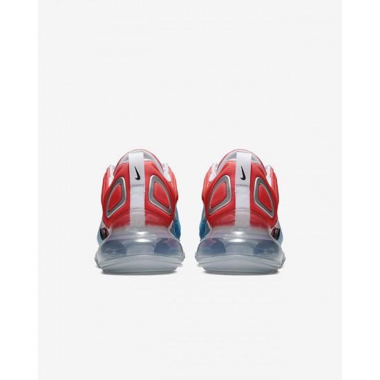 Nike Air Max 720 Womens Orange Blue Running Shos AR9293-600