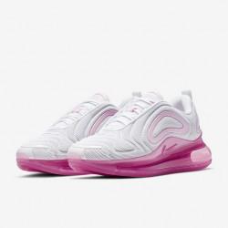 Nike Air Max 720 Womens White Casual Shoes AR9293-103
